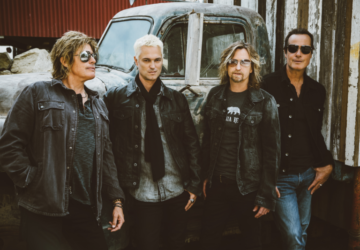 Stone Temple Pilots y Bush en Chile