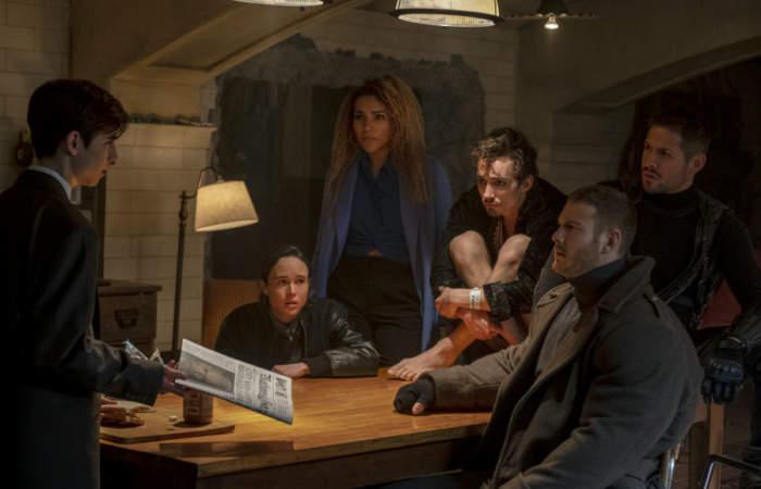 Así es The Umbrella Academy, la adictiva nueva súper serie Netflix