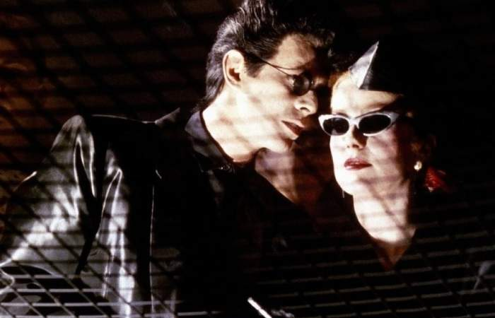 David Bowie en The hunger
