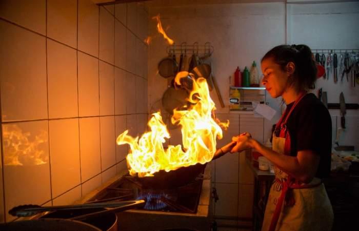 Wok & Food: Los mejores woks desde $ 3.000 en Providencia