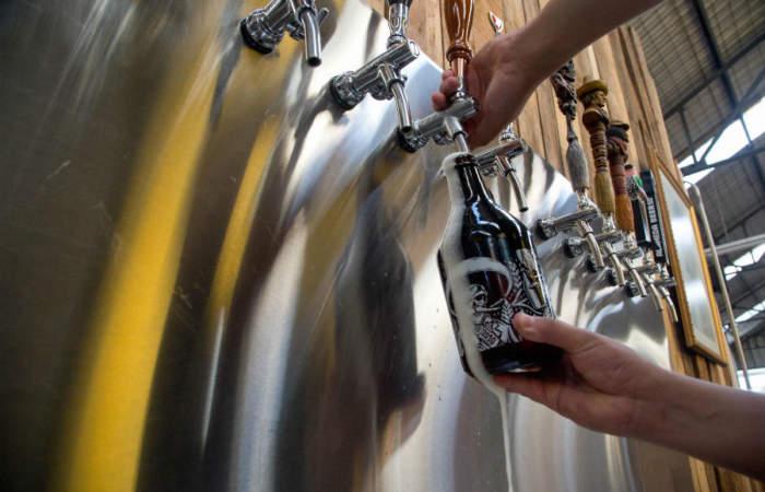 Depósito Cervecero de Zapata, el galpón más refrescante de Av. Matta