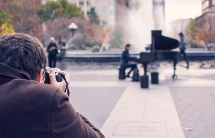 Gratis: Conciertos de piano para disfrutar al aire libre en Santiago