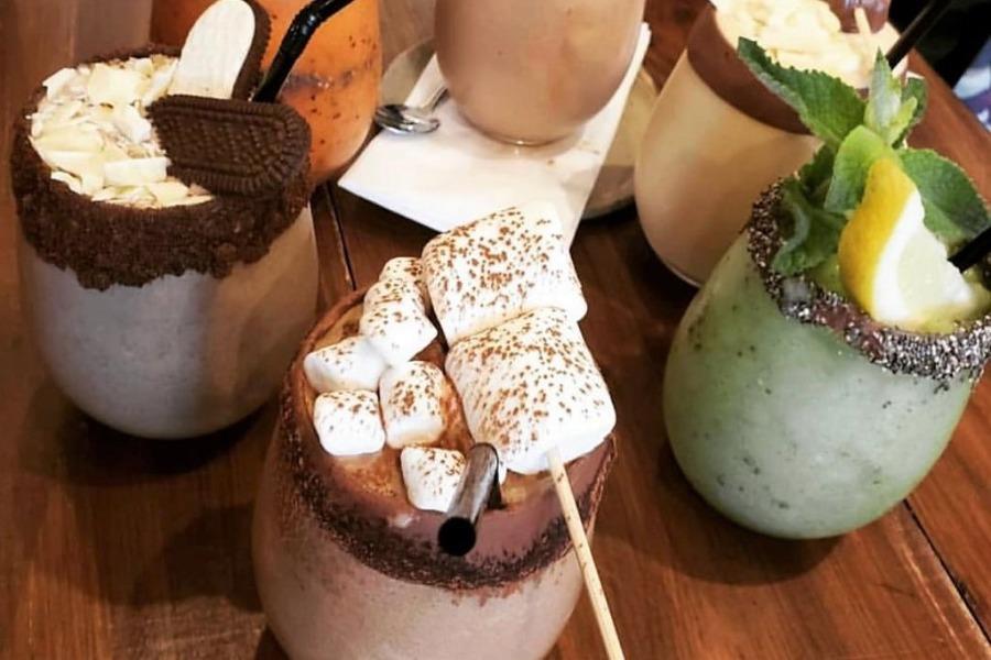Milkshakes en Santiago