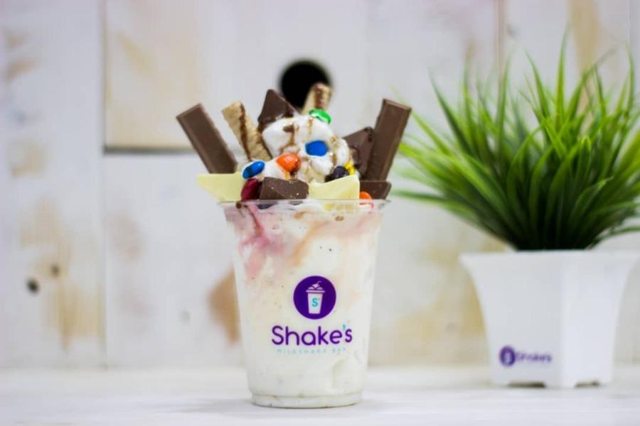 Shake's Milkshake Bar