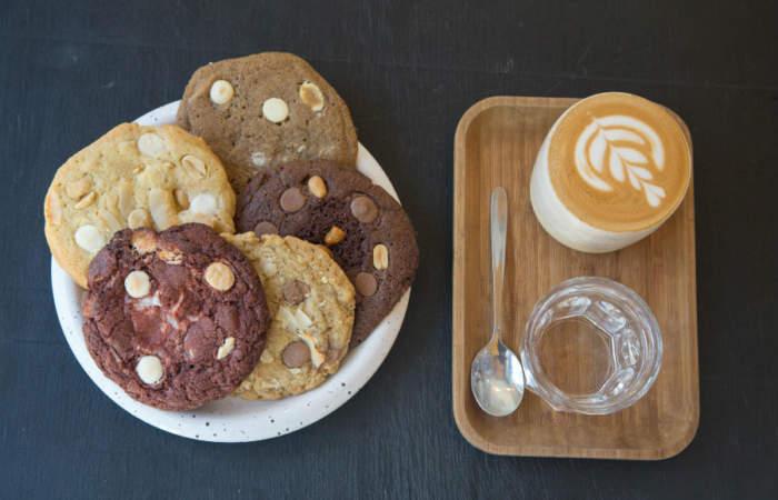 Bigi Coffee Bar, el café con las mejores galletas caseras de Santiago
