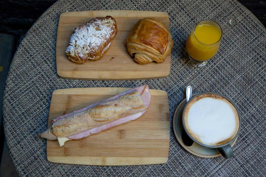 Panadería Briqué