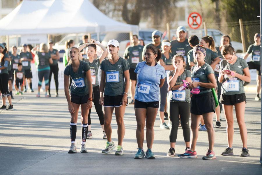 Corrida por la mujer