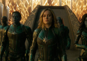 Capitana Marvel película 2019