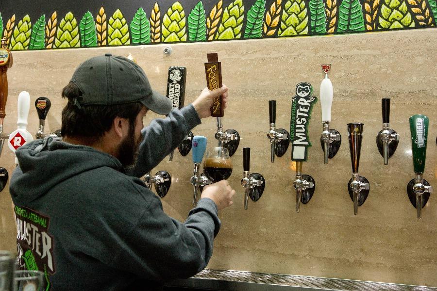 Beer Garden El Mesón celebrará el St. Patrick's Day con regalos cerveceros