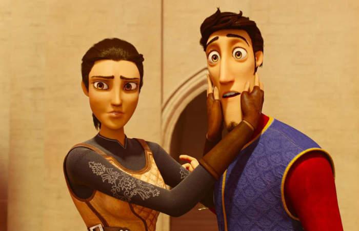 El Príncipe Encantador: Una aventura animada para toda la familia