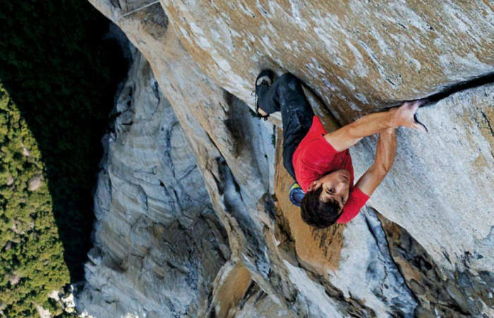 Free Solo documental Oscar National Geographic