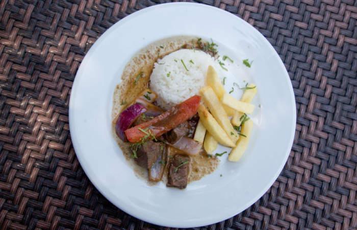 El sabroso menú peruano que el Hotel Manquehue prepara sólo en las noches
