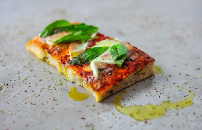 La Mafia Pizzería: La pizza