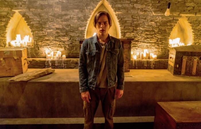 La Orden Secreta, la decepcionante nueva comedia de terror de Netflix