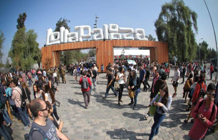 Lollapalooza Chile ya tiene fecha para su celebración de los 10 años