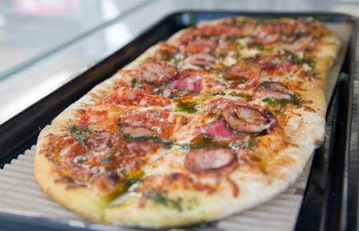 Massa, la ondera pizzería que tarda menos de 10 minutos en llegar a tu mesa