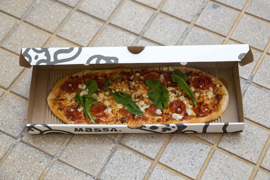 Massa Pizzería.