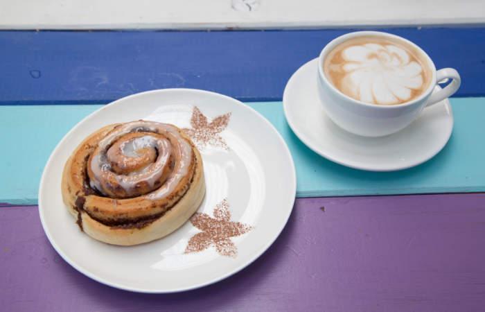 Naranjo en Flor, la nueva cafetería 100% vegana en pleno barrio Italia