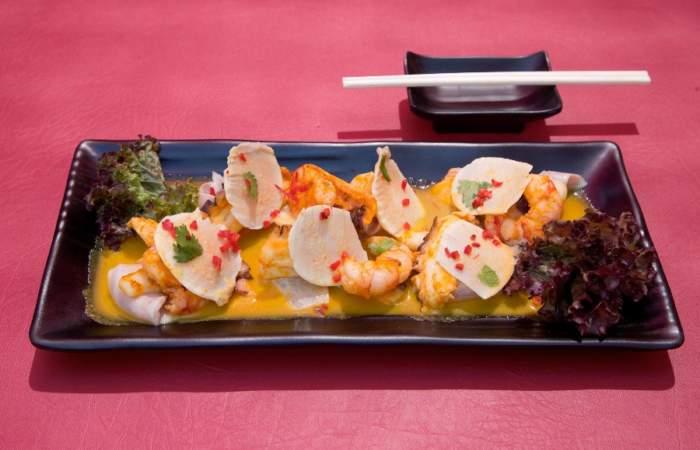 Niki, el único sushi bar de estilo nikkei que encuentras en BordeRío