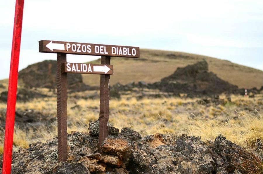 Parque Nacional Pali Aike, Punta Arenas
