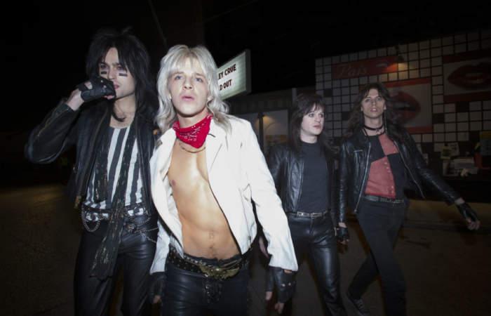 The Dirt: la historia de sexo, drogas y rock & roll de Mötley Crüe llega a Netflix
