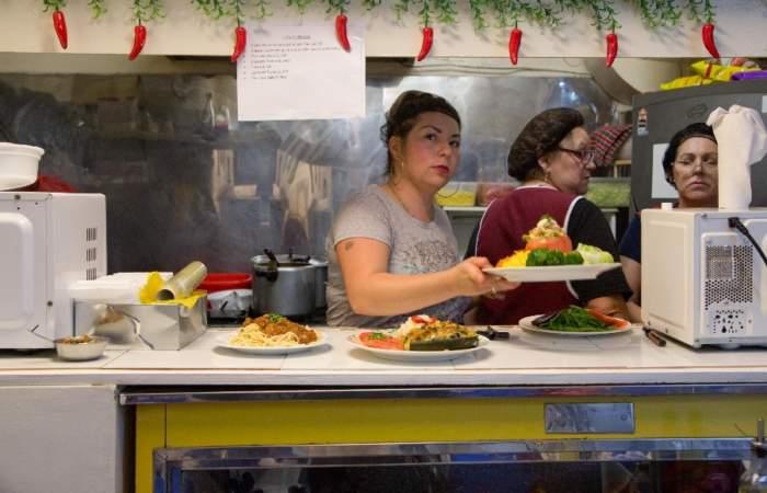 Victoria: Un menú casero y escondido en Dos Providencia