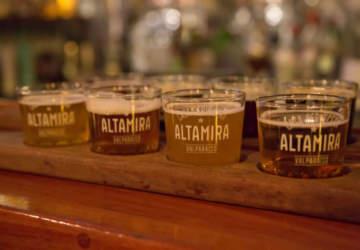 Casa Cervecera Altamira.