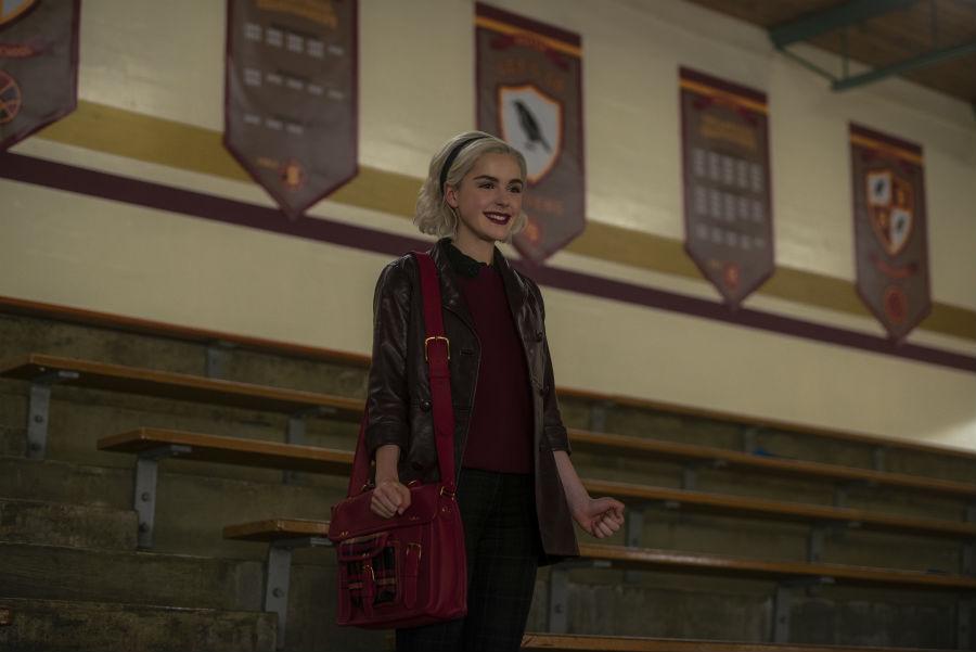 Segunda temporada de El mundo oculto de Sabrina