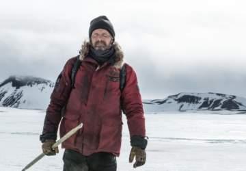 El Ártico: El danés Mads Mikkelsen en uno de los mejores papeles de su carrera