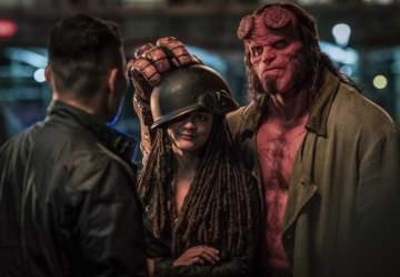 Hellboy: El personaje de las historietas retorna en una cinta sólo para fanáticos