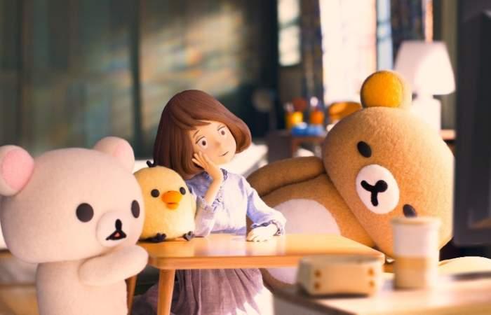 Rilakkuma y Kaoru llevan la belleza de la animación japonesa a Netflix