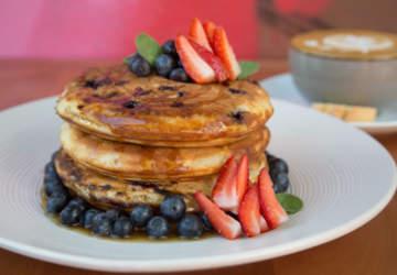 Les Trois, el café de Bellavista con los pancakes más tentadores
