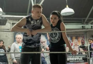 Luchando con mi Familia: Una pequeña gran película en torno a la lucha libre