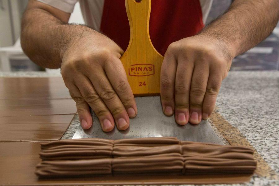 Chocolatería Mamusia.