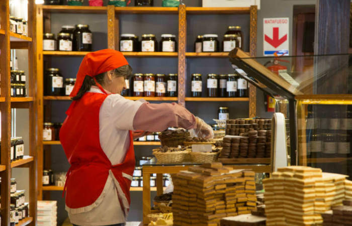 Mamusia, el local que te hará alucinar con su chocolate artesanal
