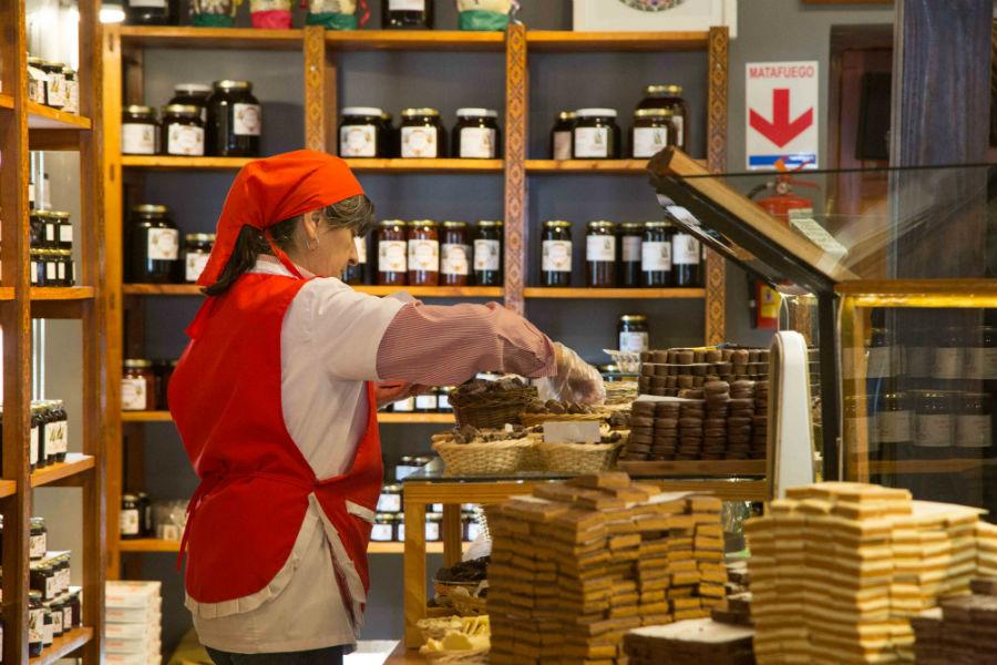 Chocolatería Mamusia