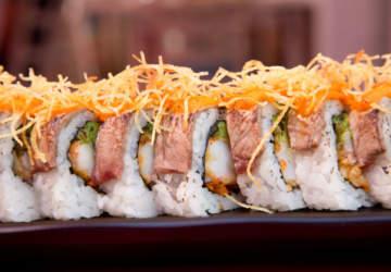 Niki sushi borderio