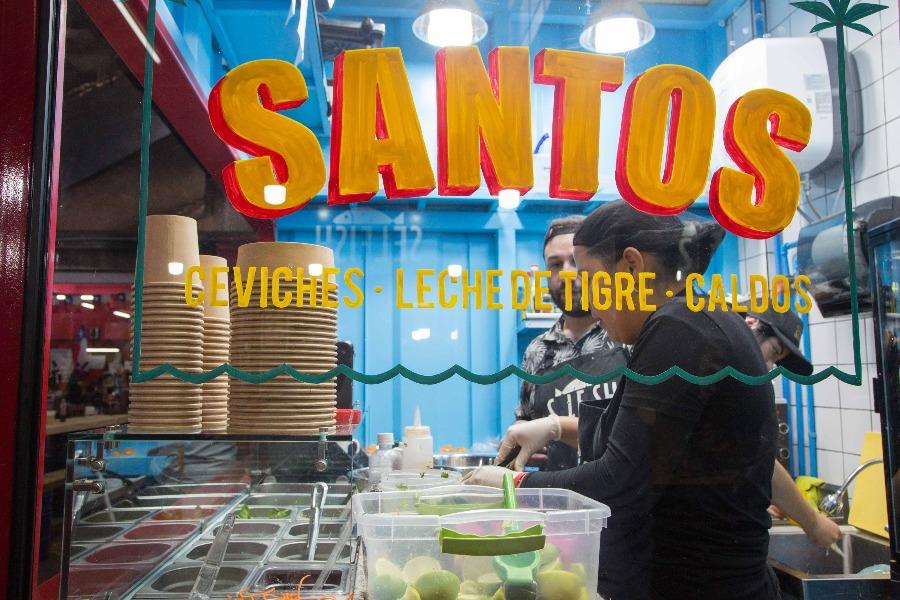 Santos Barra Power