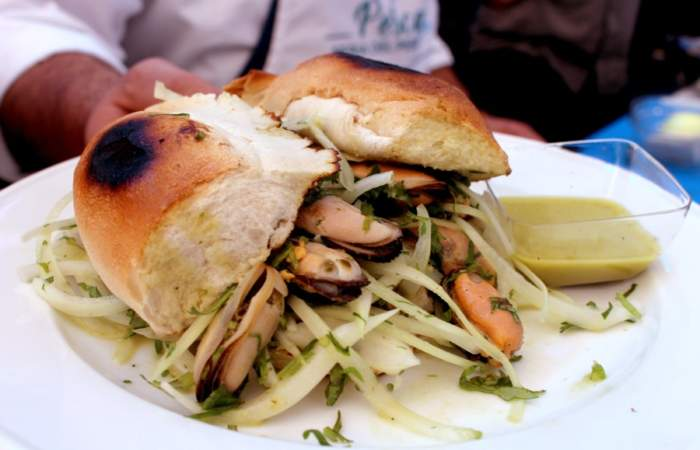 Feria Gastronómica del Mar: Clases de cocina gratis con los mejores chefs en el Parque Araucano