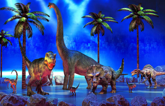 Dinosaurios Alive