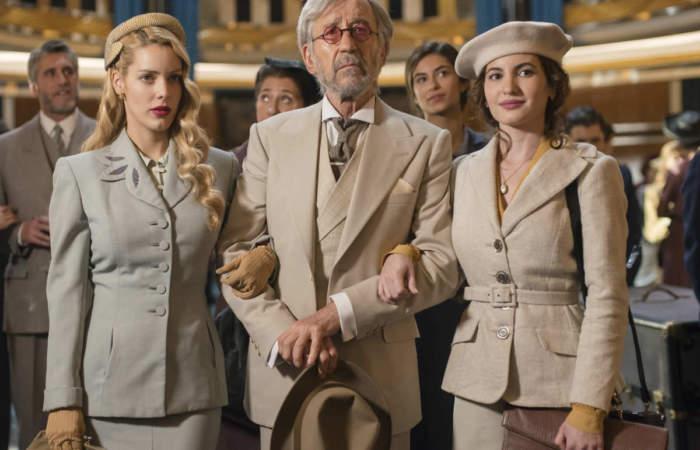 Alta Mar: Netflix no convence con su nueva serie española sobre misterios y asesinatos en un barco de lujo