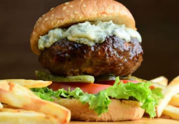 Las nuevas hamburguesas a las que debes dar una mascada