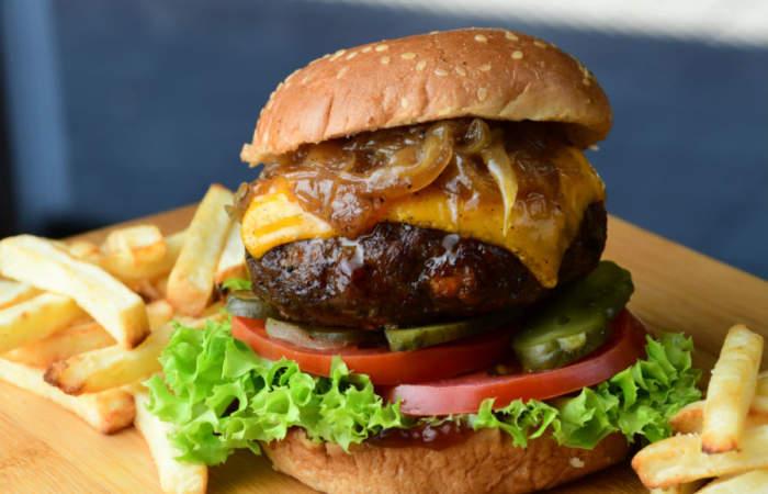 Las nuevas hamburguesas a las que debes dar más de una mascada