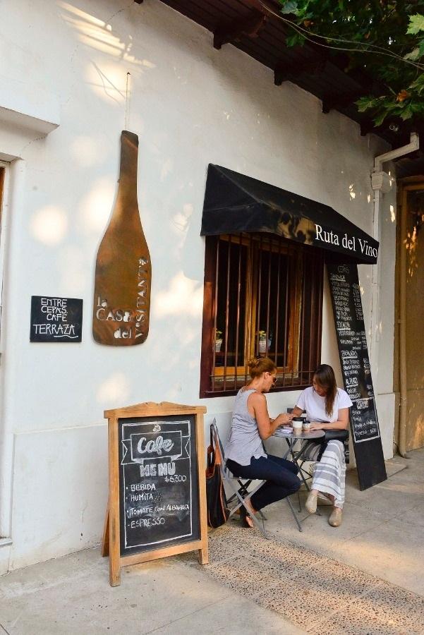 Café Entre Cepas