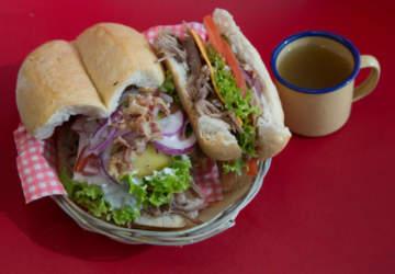 Dmechadas Sandwichería