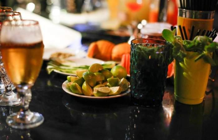 Jardín Secreto: Un bar escondido que solo abre los jueves