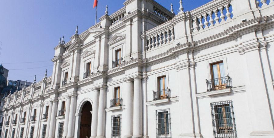 Día del Patrimonio en La Moneda