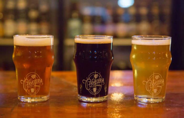 La Cervecería, el nuevo bar de Av. Macul con refrescantes schops artesanales