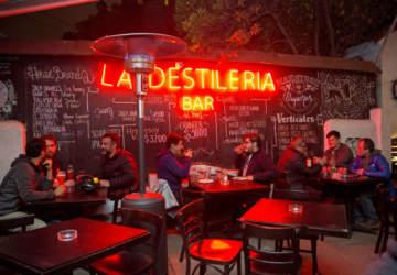 Bar La Destilería