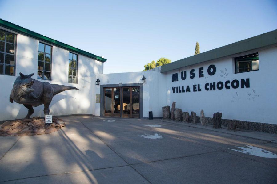 Museo Paleontológico Municipal Ernesto Bachmann
